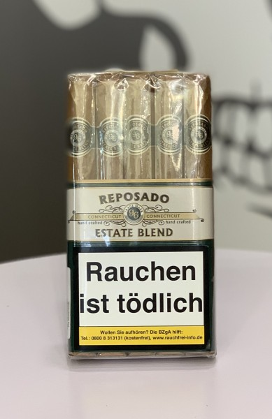 Reposado Estate Blend Zigarren Bundle
