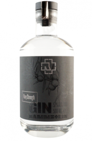 Rammstein Navy Strength 0,5l 57%vol.