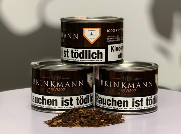 Brinkmannfinest Pfeifentabak No.2