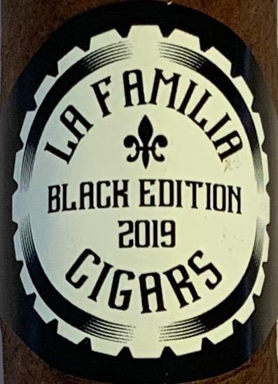 La Familia Brotherhood Black Edition 2019 Zigarre