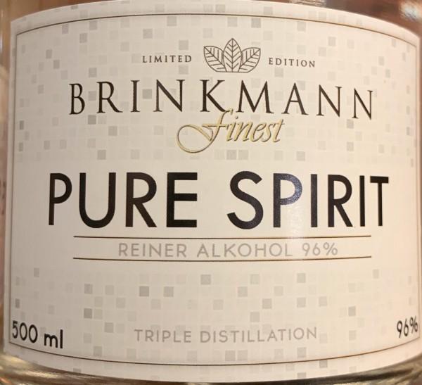 Pure Spirit 96%
