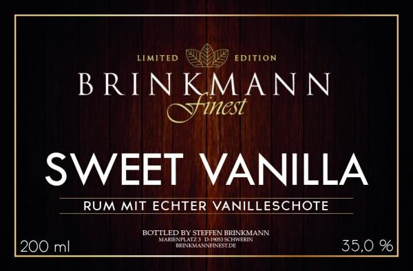 Sweet Vanilla