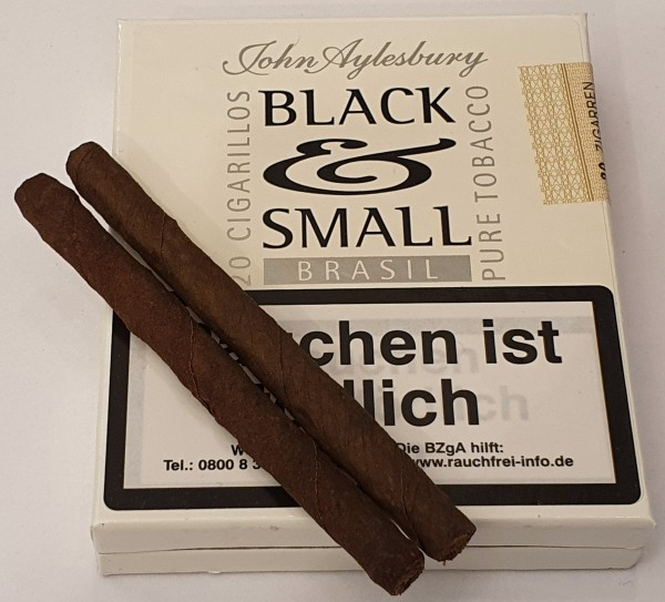 Black & Small Zigarillo 20er