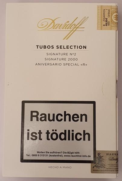 Davidoff Tubos Selection