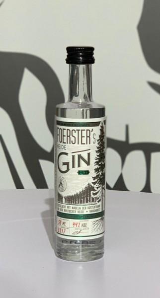 FOERSTER´s Heide Gin