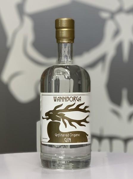 Wanborga Unfiltered Bio Gin