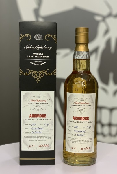 Private Cask Selection Ardmore