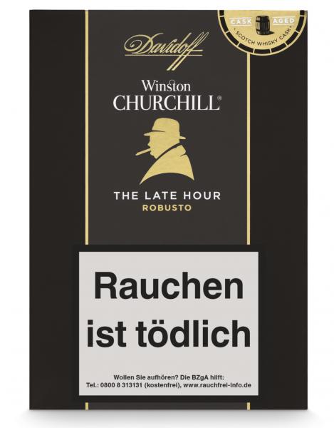 Winston Churchill Late Hour Zigarre