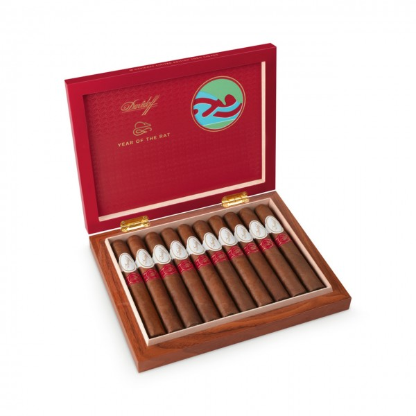 Davidoff Year of the Rat 2020 Toro Zigarre