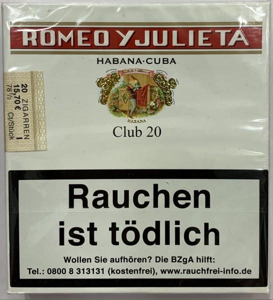 Romeo y Julieta Zigarillos