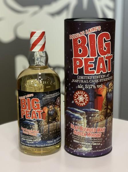 Big Peat Christmas Edition 2019 Whisky