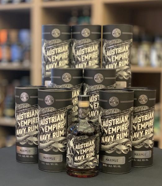 Austrian Empire Navy Rum Maximus