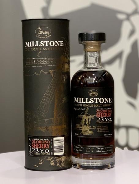 Milstone Dutch Single Malt Whisky Oloroso Sherry 23y.o. Limited Edition