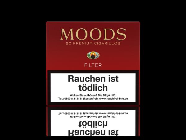 Moods Filter Zigarillos