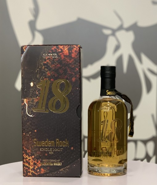 Mackmyra Sweden Rock 2018 Whisky