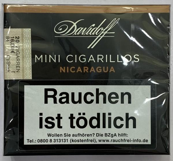 Davidoff Mini Cigarillos Nicaragua 20er