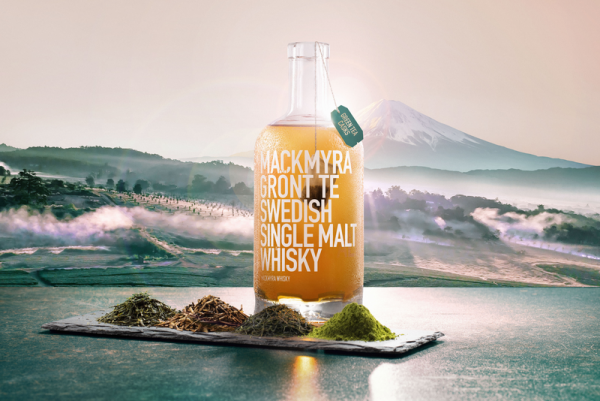 Mackmyra Grönt Te Swedish Single Malt Whisky