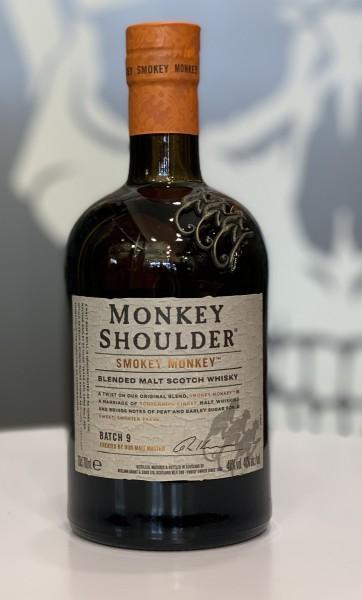 Monkey Shoulder Smokey Monkey Blendet Malt Whisky