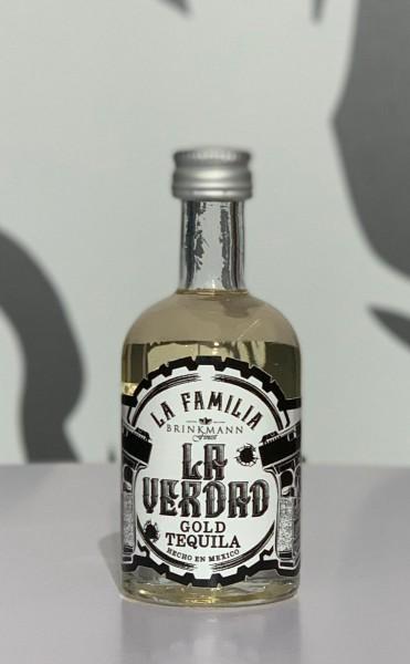 La Familia La Verdad Gold Tequila