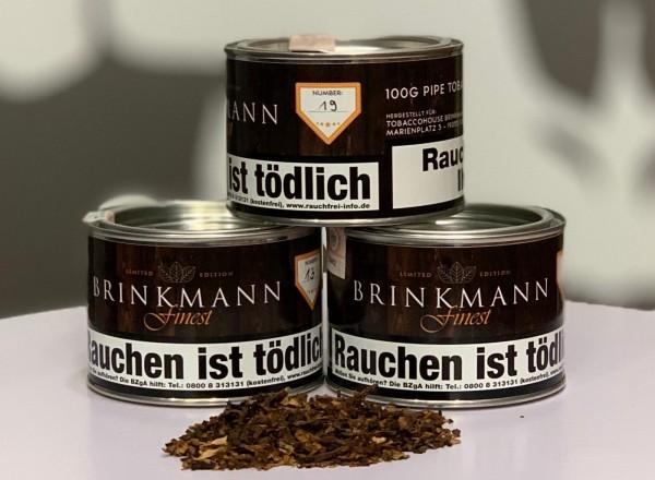 Brinkmannfinest Pfeifentabak No.19