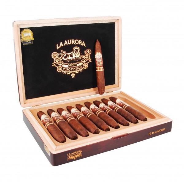 La Aurora Puro Vintage 2007 Zigarre