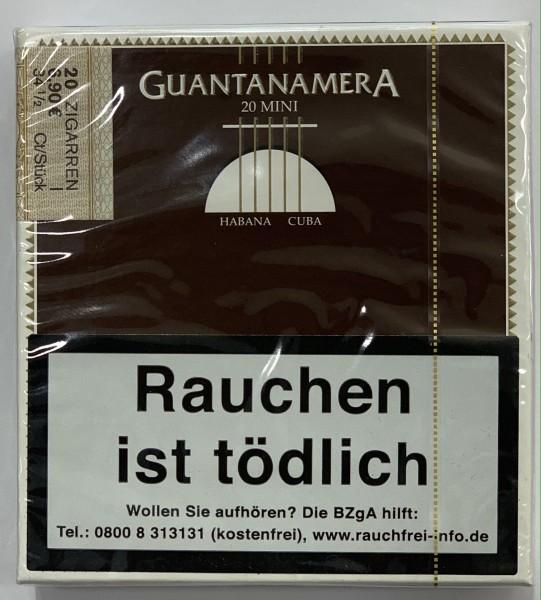 Guantanamera Mini Zigarillo 20er
