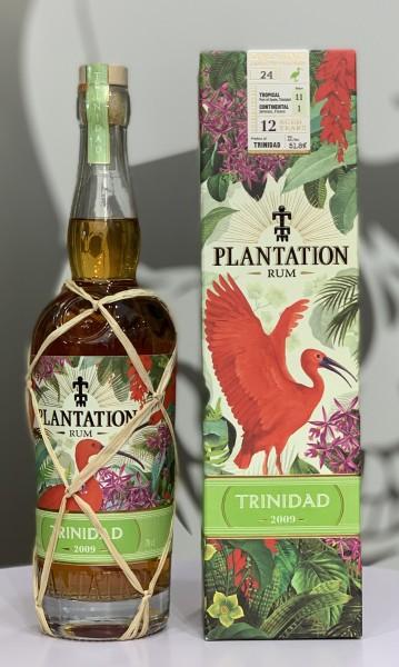 Plantation Rum Trinidad 2009 -Limited Edition-