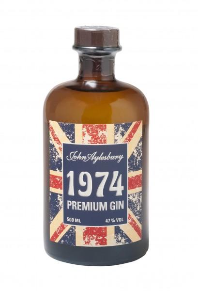 John Aylesbury 1974 Premium Gin
