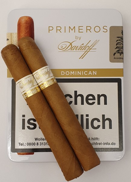 Davidoff Primeros Dominican