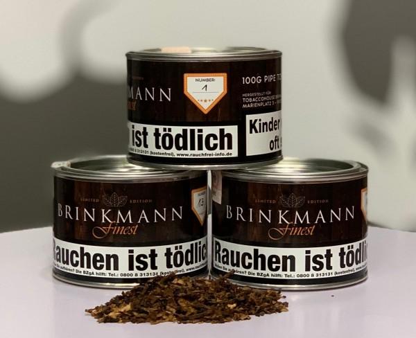 Brinkmann Finest Pfeifentabak No.1