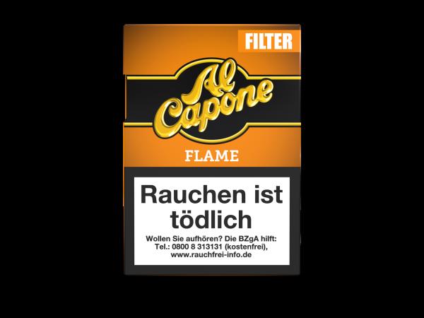 Al Capone Pockets Flame Filter Zigarillos