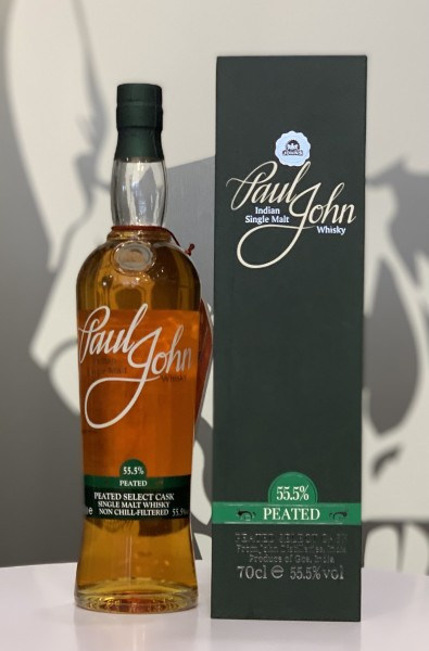 Paul John Peated Select Indian Whisky