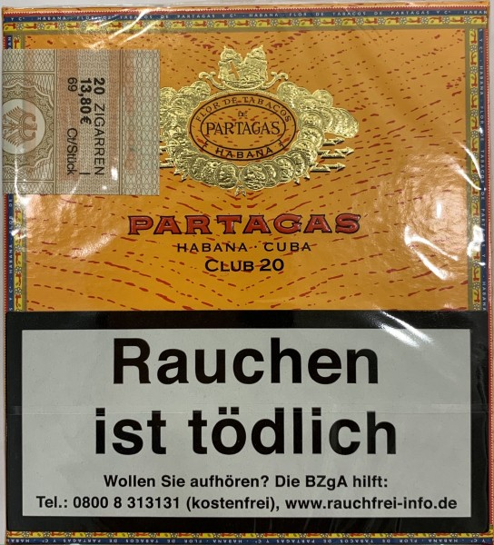 Partagas Zigarillos