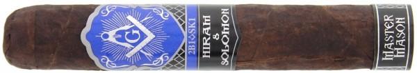 Hiram & Solomon Cigars Master Mason Maduro
