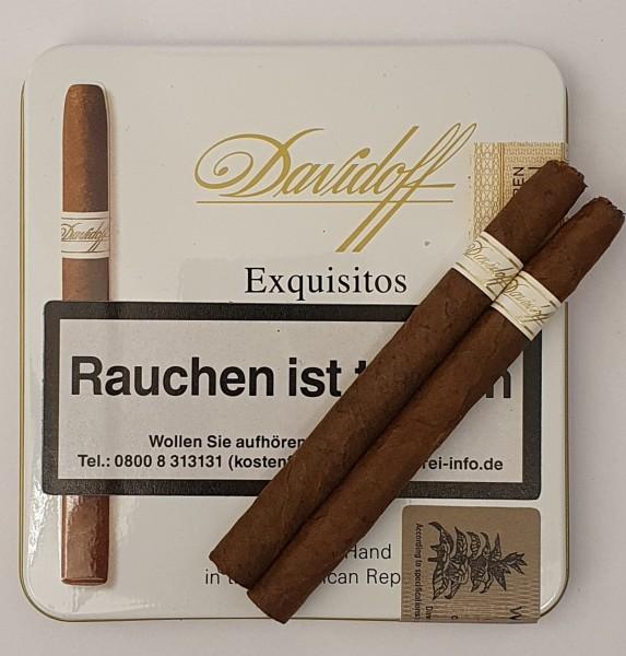 Davidoff Small Cigars Exquisitos