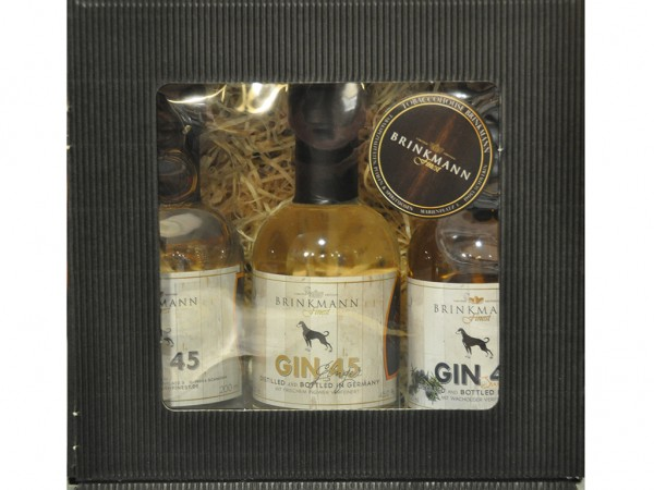 GIN45 Sortiment Die Aromatischen