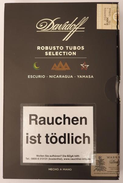 Davidoff Robusto Tubos Selection