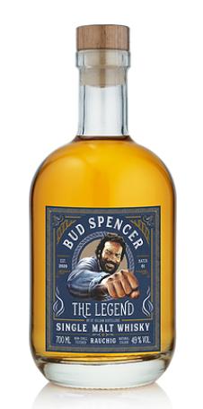 Bud Spencer Whisky Rauchig