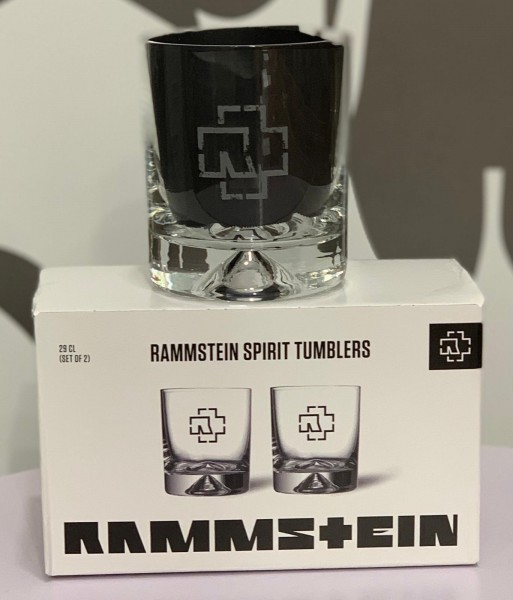 Rammstein Tumbler Set
