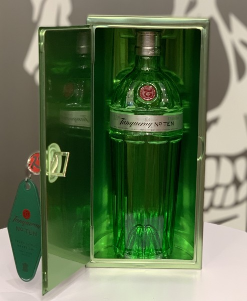 Tanqueray No. Ten Gin Tresor GP 1 Liter