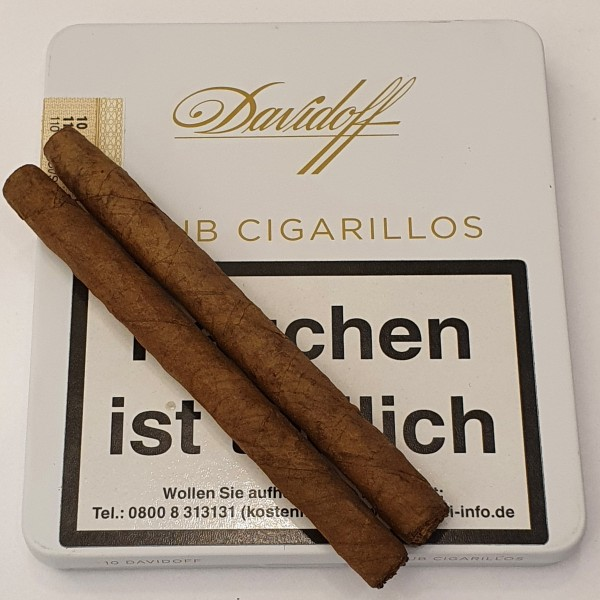 Davidoff Club Cigarillos 10er