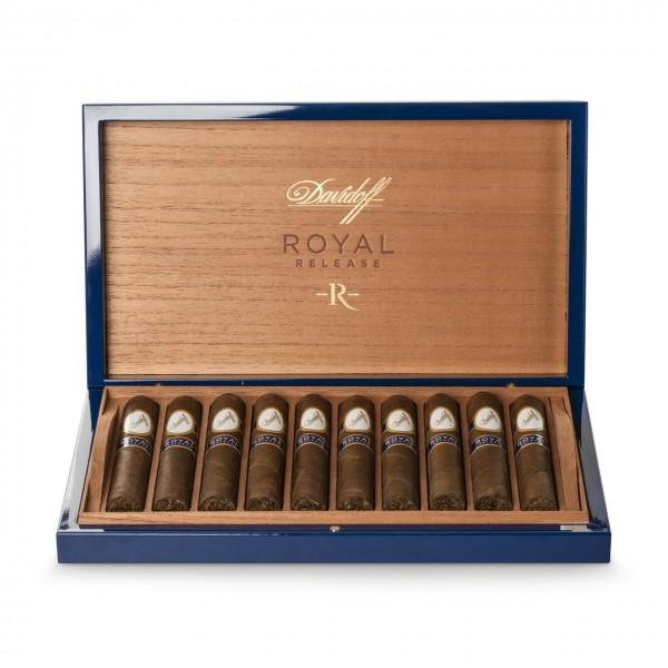 Davidoff Royal Release Robusto Zigarre