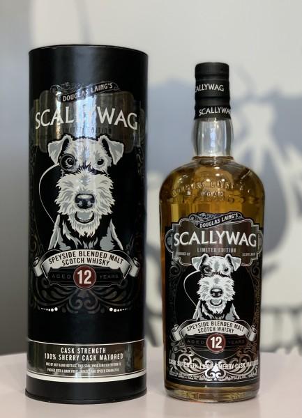 Scallywag 12 years Cask Strengh Speyside Blendet Malt Whisky