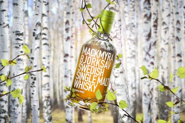 Mackmyra Björksav Swedish Single Malt Whisky