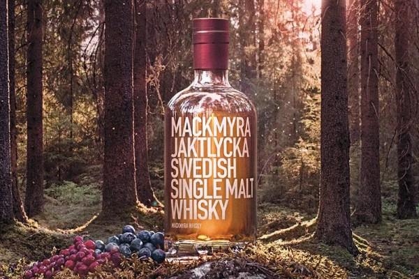 Mackmyra Jaktlycka Single Malt Whisky