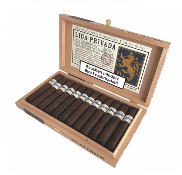 Liga Privada Bauhaus Zigarre Short Robusto
