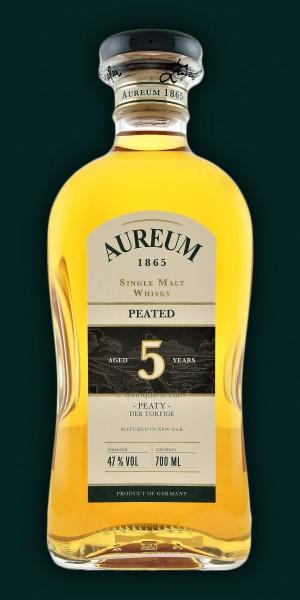 Aureum1865Single Malt Whisky Peated