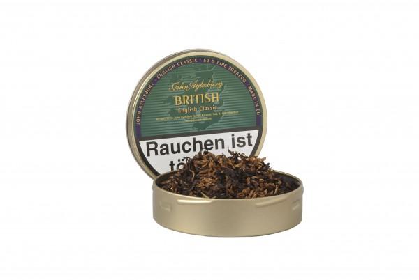 British Blend