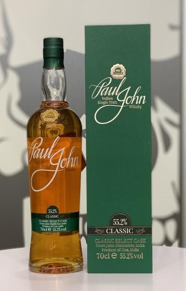 Paul John Classic Select Indian Whisky